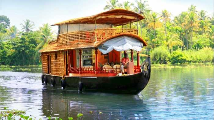 Kerala beach honeymoon destination