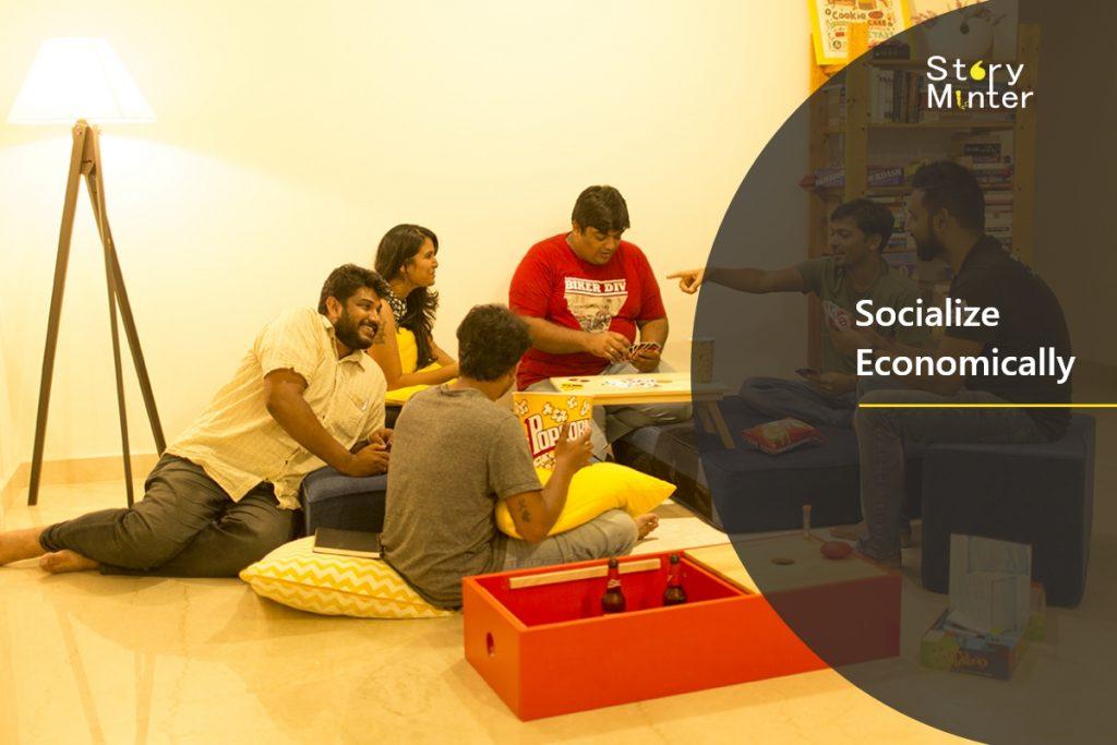 Socialize Economically