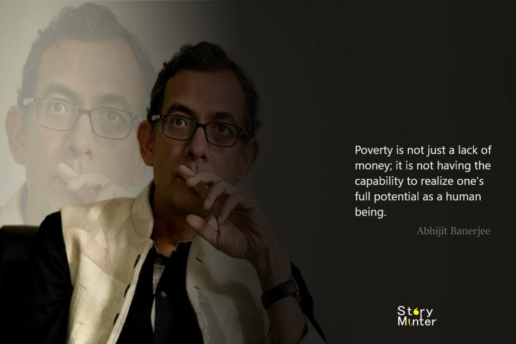 Abhijit Banerjee Thoughts for Global Poverty