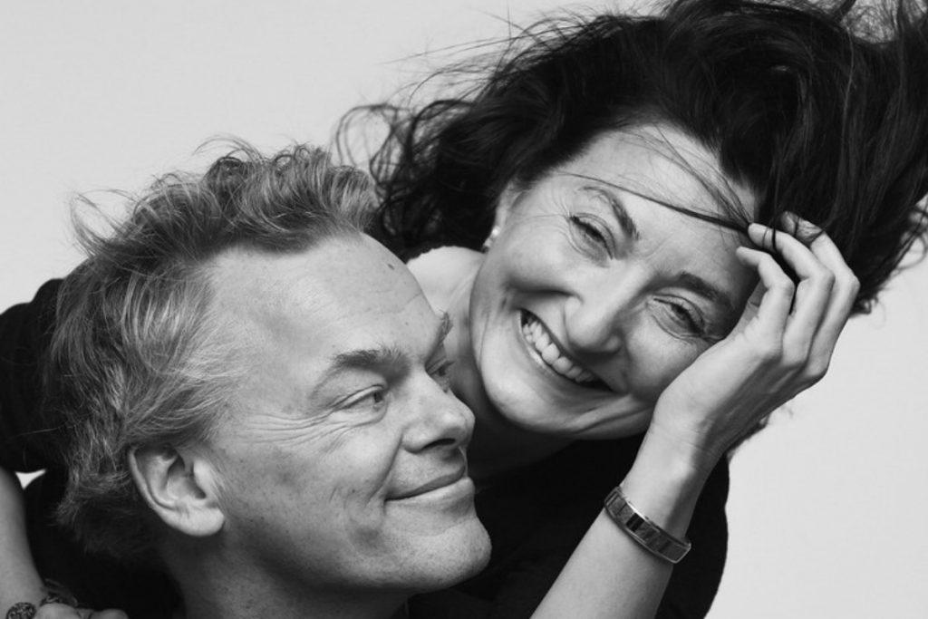 May-Britt Moser and Edvard Moser