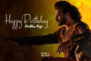 Prabhas Birthday