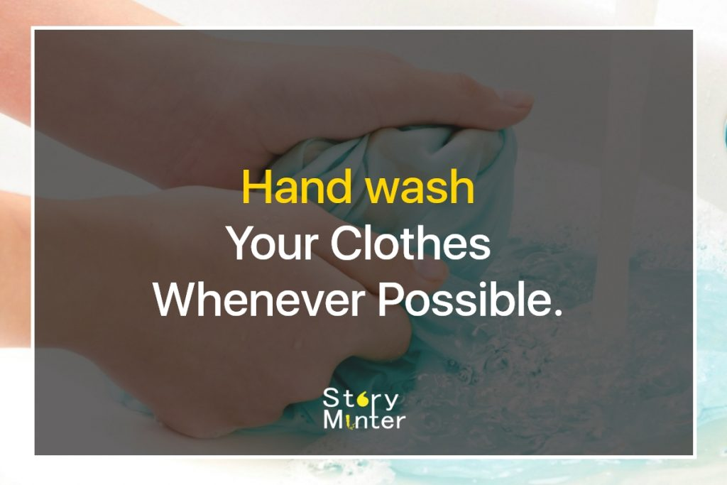Hand Wash Clothes