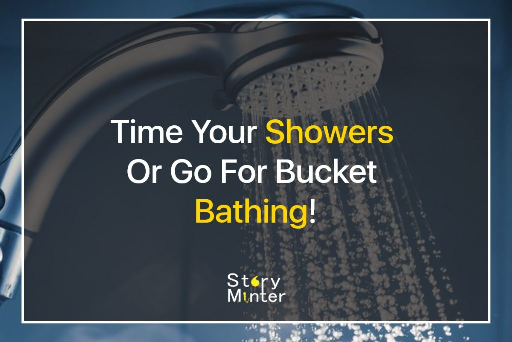 Time Your Showers