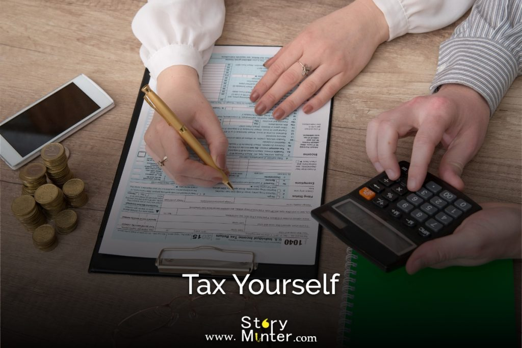 Tax yourself