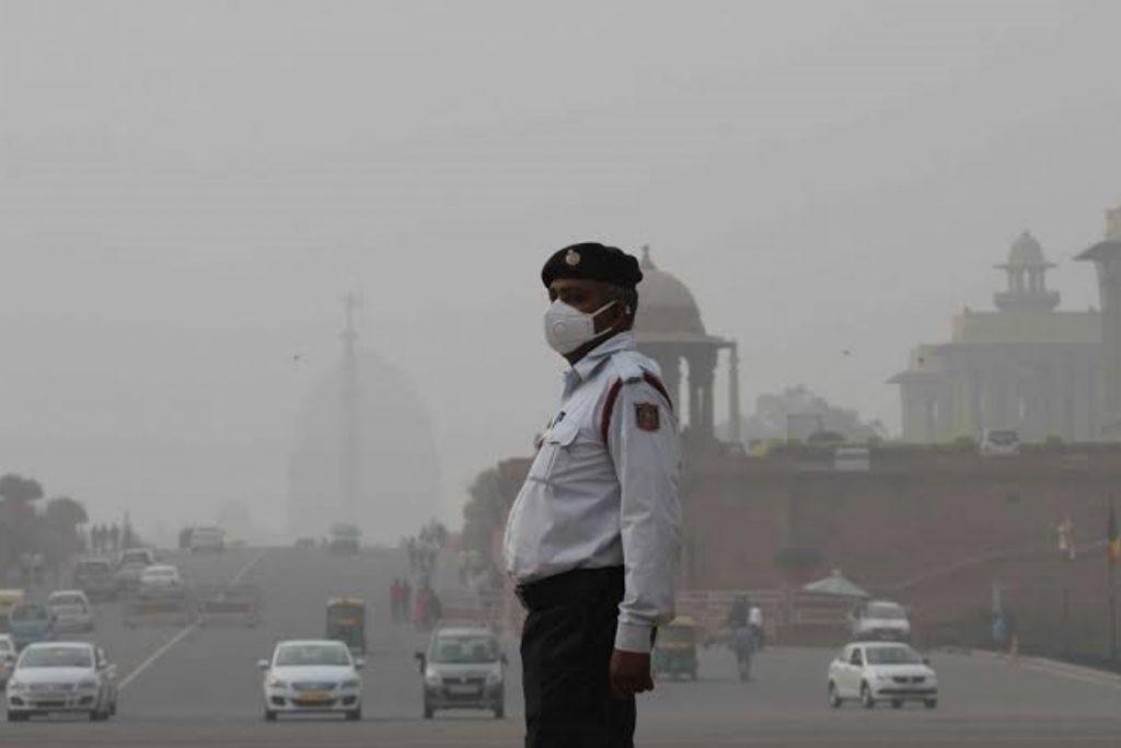Delhi Poor Air Quality
