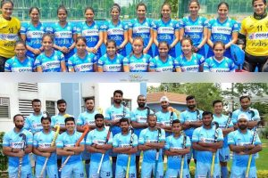 Indian Women and Men Hockey Teams For Tokyo Olympic 2020