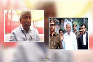 Former UPPCL MD Ayodhya Prasad