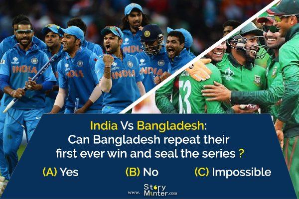 IND Vs BAN