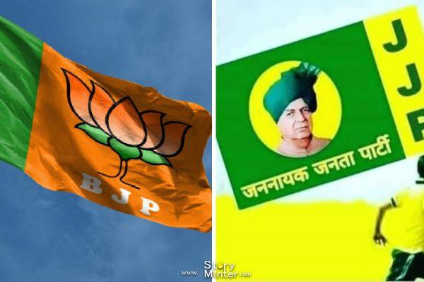 BJP-JJP coalition Haryana