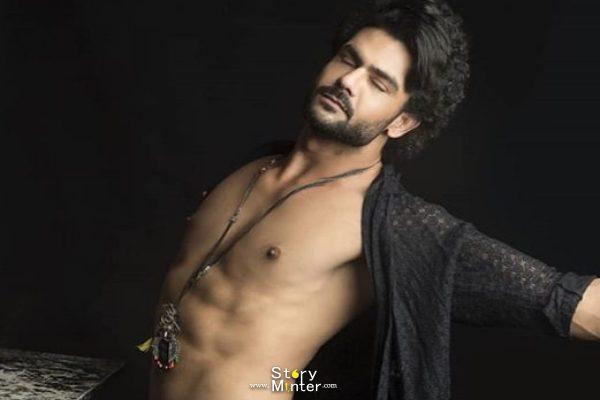 Actor Vishal Aditya