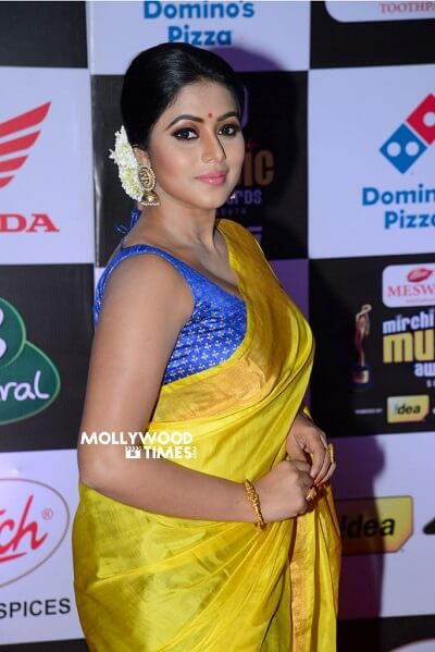 Shamna Kasim Affairs, Age, Family, Height weight, Movies, Cancer details (6)