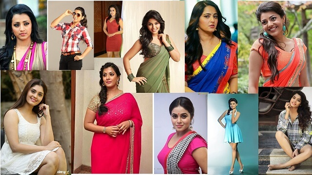 Tamil Actress Name List with Photos_South Indian Actress (41)