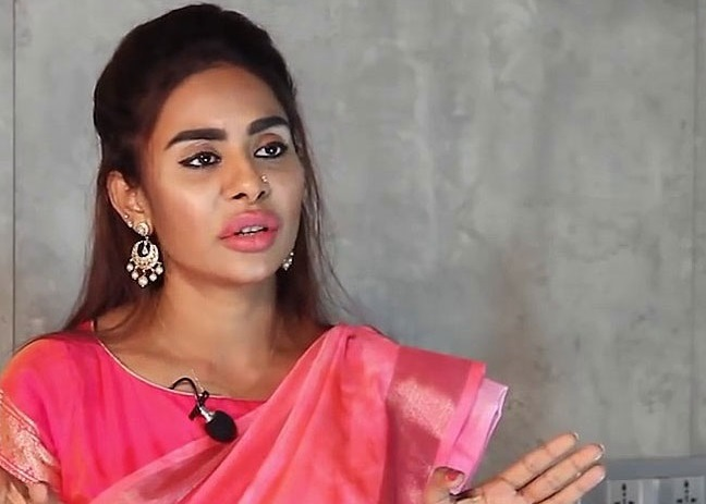 Sri Reddy Leaked The Secret  Male Actors Also Forced To -4478
