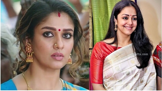 Fight between Nayanthara and Jyothika come live on August 2nd