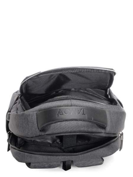 Hillary Dark Grey Backpack