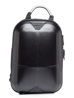 Amble Black Backpack