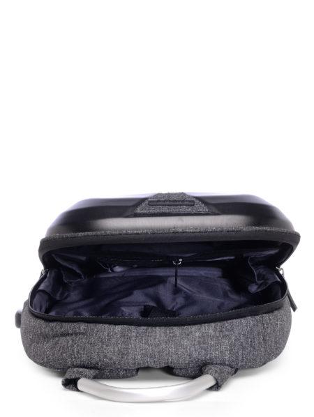 Amble Black Backpack