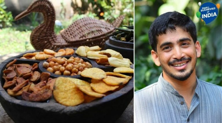 This Startup Makes Preservative-Free Natural Chips Using Chikoo, Okra & More