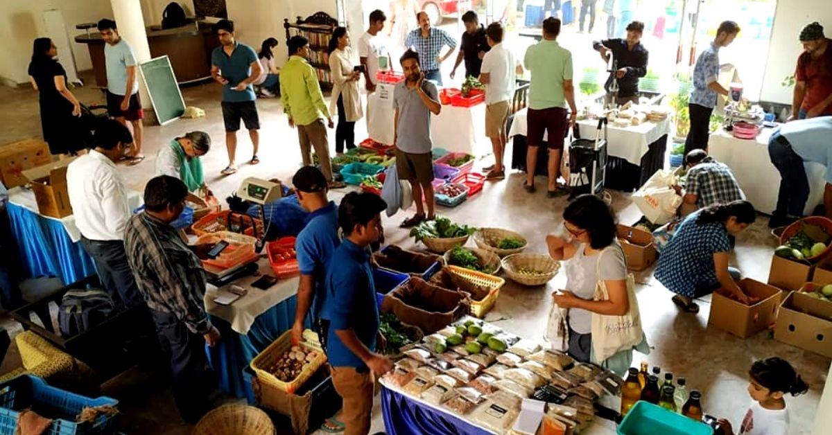 Residentes do Gurugram estão ajudando agricultores orgânicos a trazer produtos para você 3