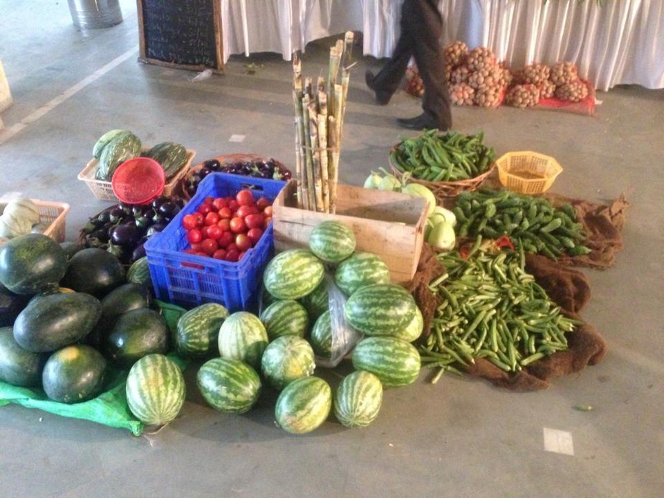 Residentes do Gurugram estão ajudando agricultores orgânicos a trazer produtos para você 9