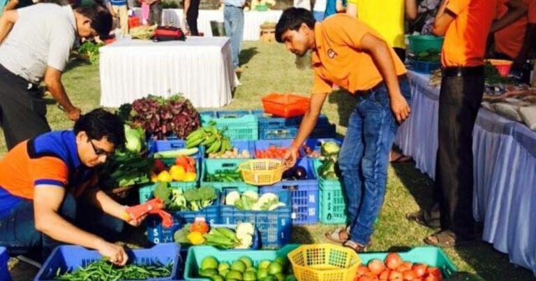 Gurugram Residents are Helping Organic Farmers Bring Produce to Your Doors