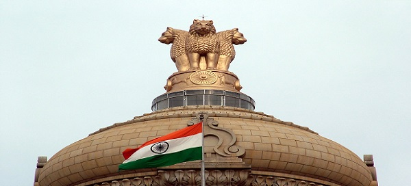 role of president in india