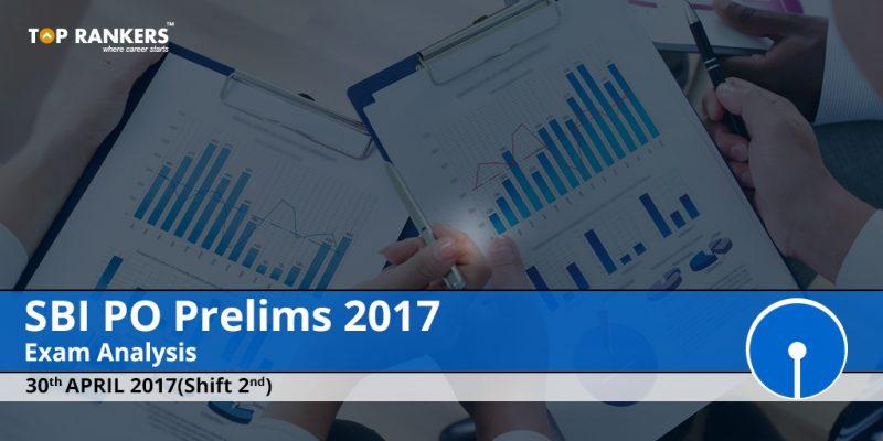SBI PO Exam Analysis 30th April 2017 Slot 2