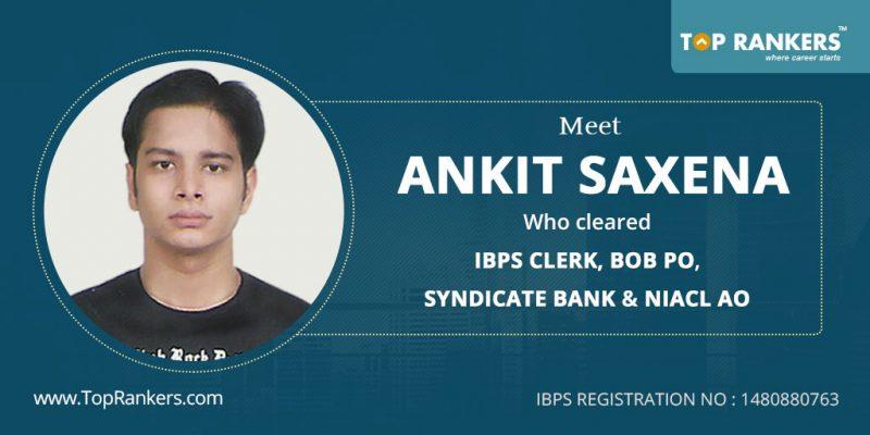 Success Story Ankit Saxena