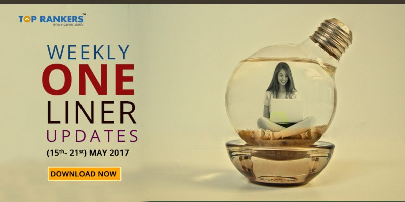 One Liners Weekly Updates