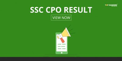SSC CPO Result 2018-19 Tier-1 (Released)