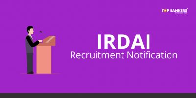 IRDAI Recruitment Notification for Multiple Posts – Check Here