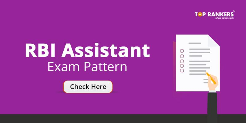 RBI Assistant Exam Pattern