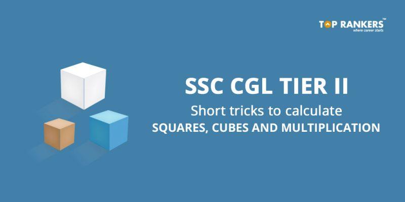SSC CGL Short Tricks Tier II