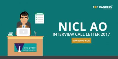 NICL AO Admit Card 2017 for Interview