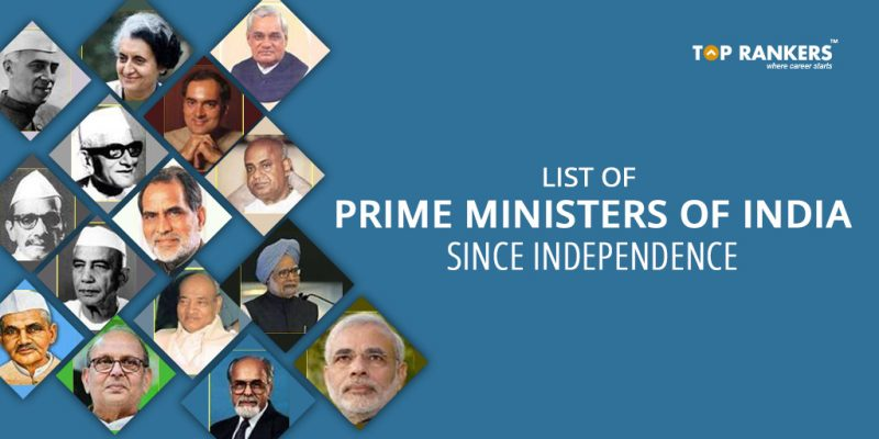 List-of-Prime-Ministers-of-India-since-Independence