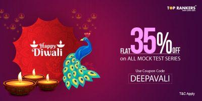 FLAT 35% Off On ALL Test Series – Diwali Offer!