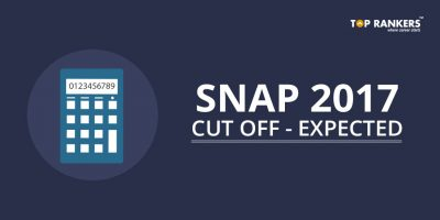SNAP 2017 Cut Off – Expected