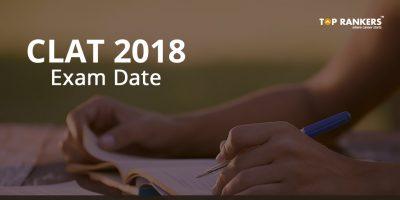 CLAT Exam Date 2018 – Check Complete CLAT Exam Schedule