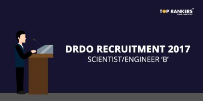 DRDO Scientist-Engineers B Recruitment 2017 – Check Details