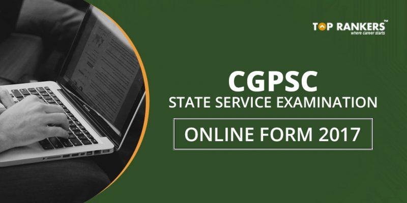 CGPSC State Service Examination 2017