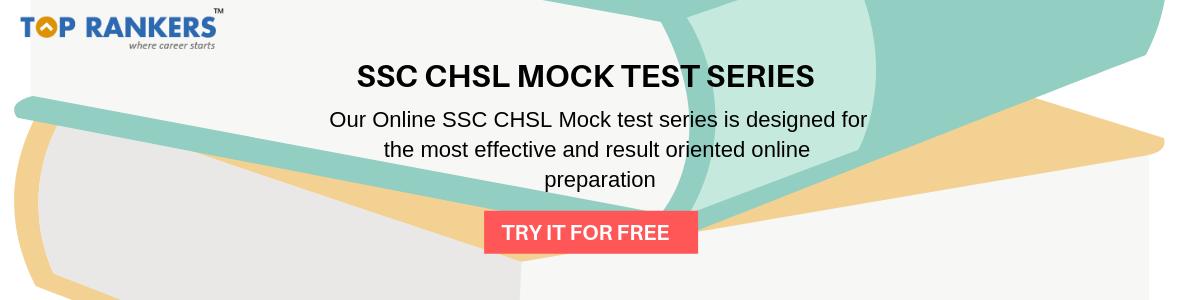 ssc chsl application form status