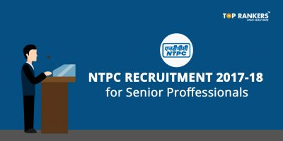NTPC Recruitment 2017-18 for Head of Mining, Law, and IT