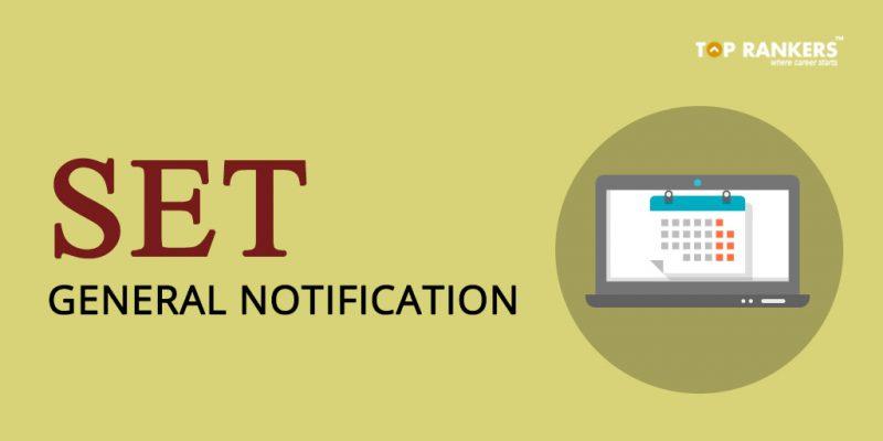 SET Law Notification