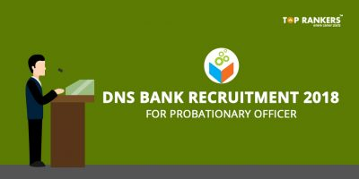 DNS Bank Recruitment for PO(Probationary Officers)- Apply Now