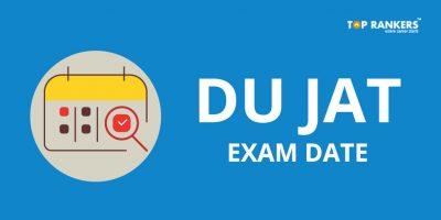 DU JAT Exam Date 2018