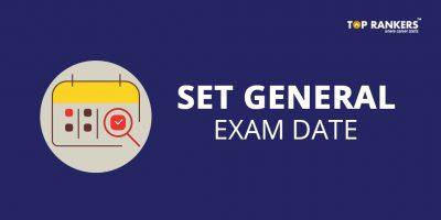 SET Exam Date