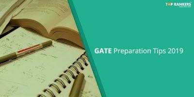 GATE Preparation Tips – Target 2019