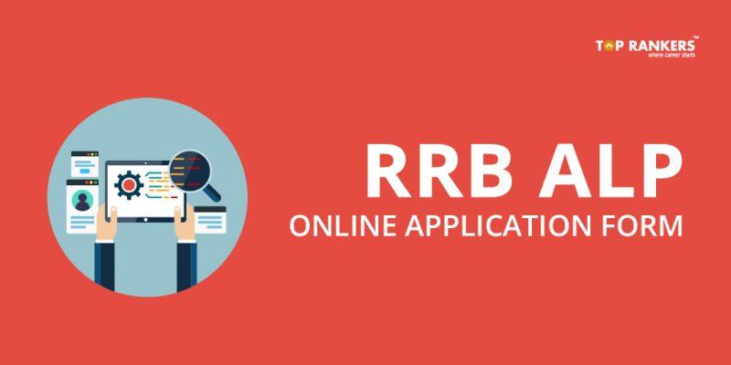 RRB ALP Online Application Form