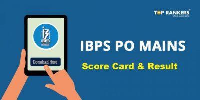 IBPS PO Mains Result 2017 – Check Scorecard Here