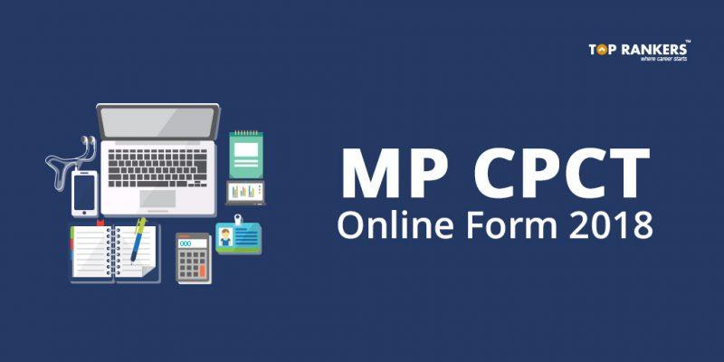 MP CPCT Online Form 2018
